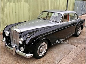 1957 Bentley S1 Continental Flying Spur Sports Saloon by H.J