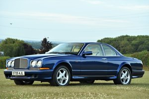 1999 Bentley Continental T - Sequin Blue - 29,000 miles - 420 HP For Sale