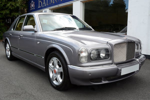 Picture of 2000 Bentley Arnage Red Label For Sale