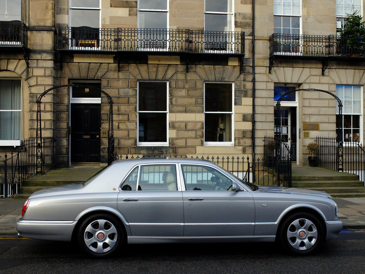 2000 BENTLEY ARNAGE RED LABEL - JUST 35K MILES - STUNNING ! W Reg For Sale (picture 2 of 6)