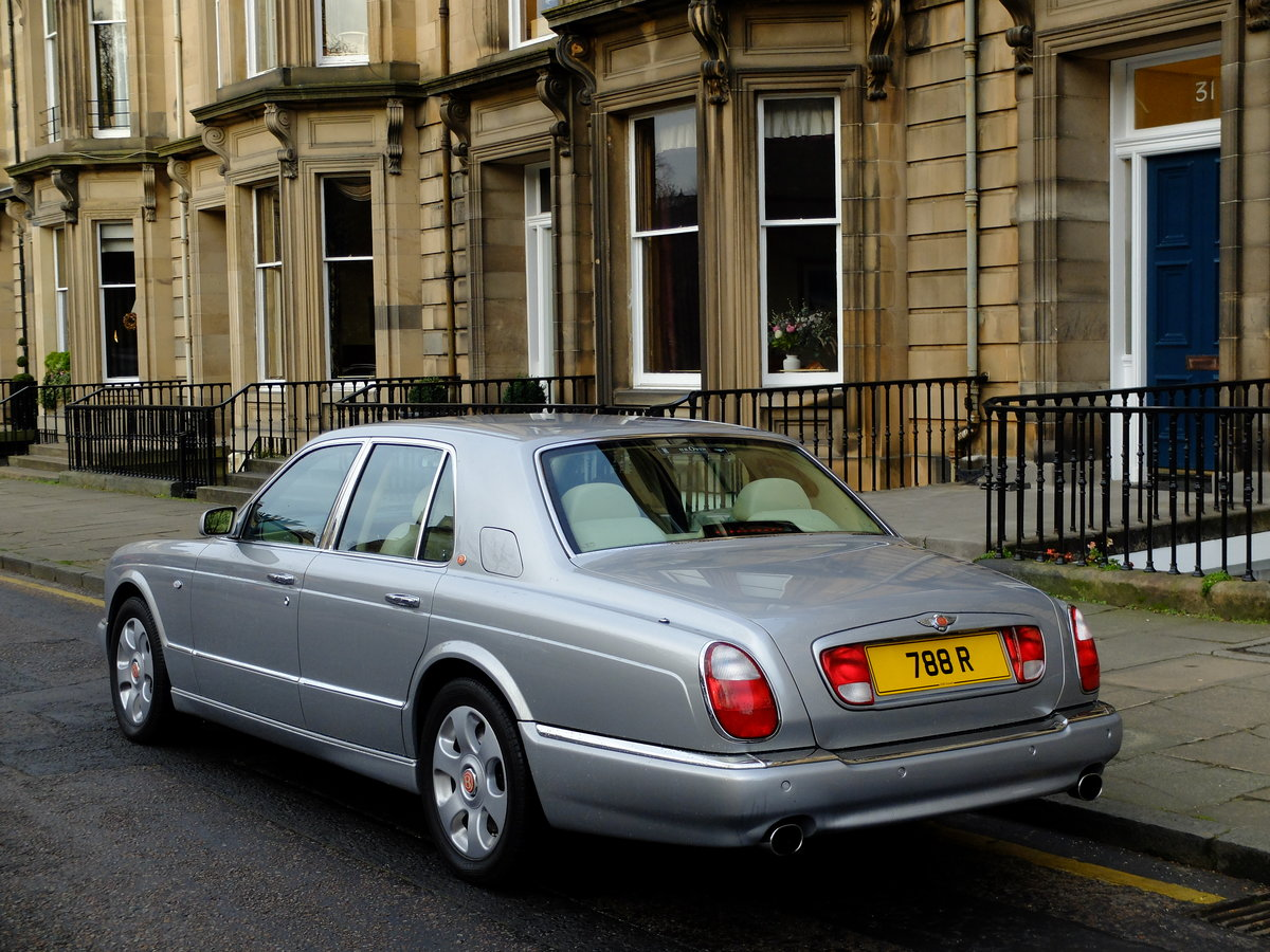 2000 BENTLEY ARNAGE RED LABEL - JUST 35K MILES - STUNNING ! W Reg For Sale (picture 3 of 6)