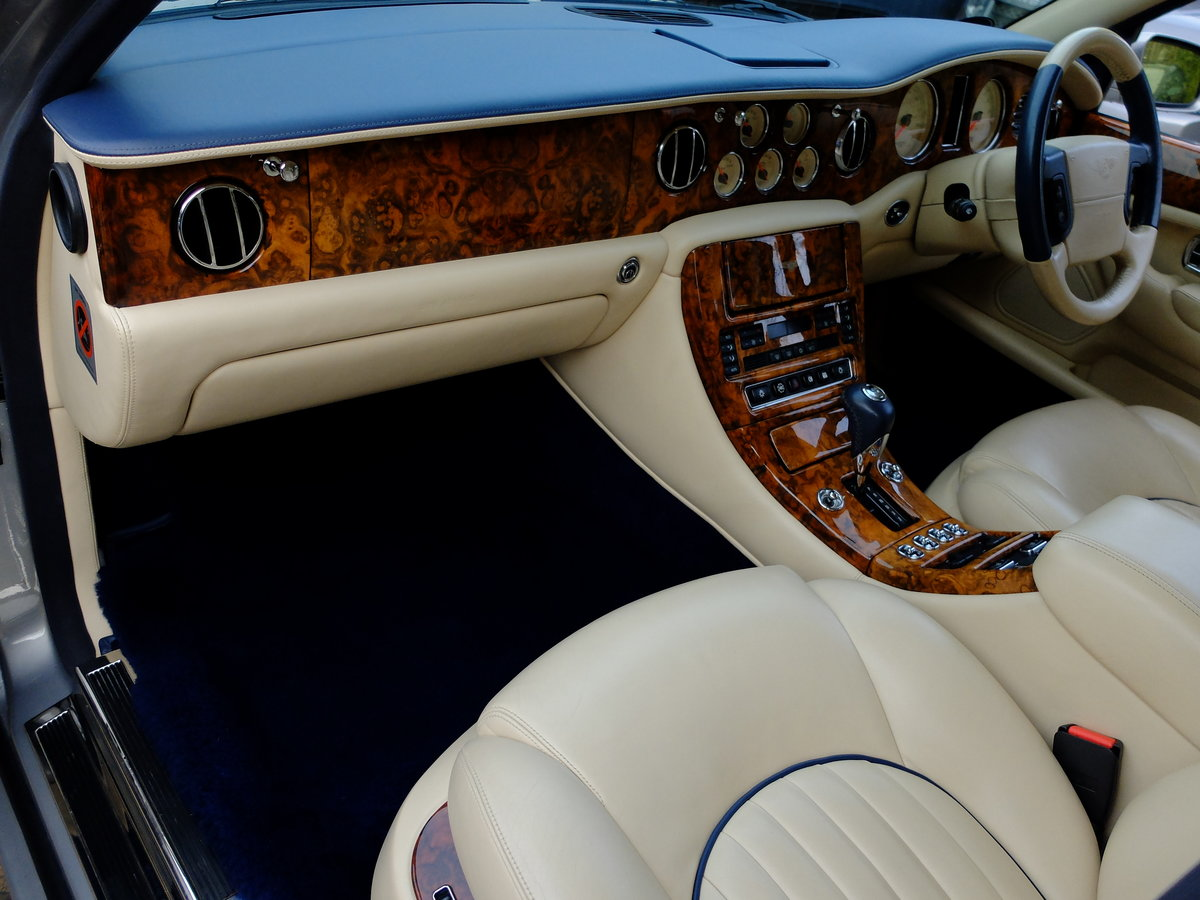 2000 BENTLEY ARNAGE RED LABEL - JUST 35K MILES - STUNNING ! W Reg For Sale (picture 4 of 6)
