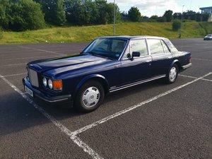 1995 Bentley brooklands lpg