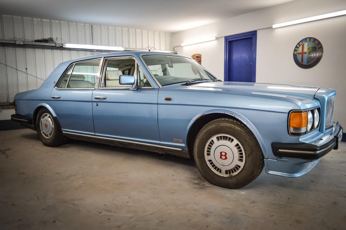1986 Bentley Turbo  SOLD (picture 1 of 6)