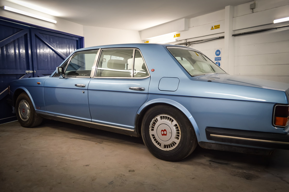 1986 Bentley Turbo  SOLD (picture 4 of 6)