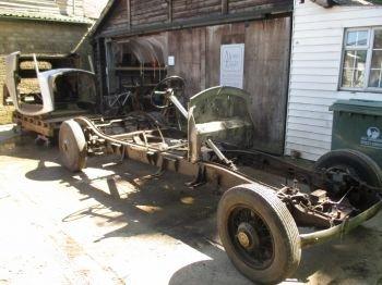 1930 Bentley derby project