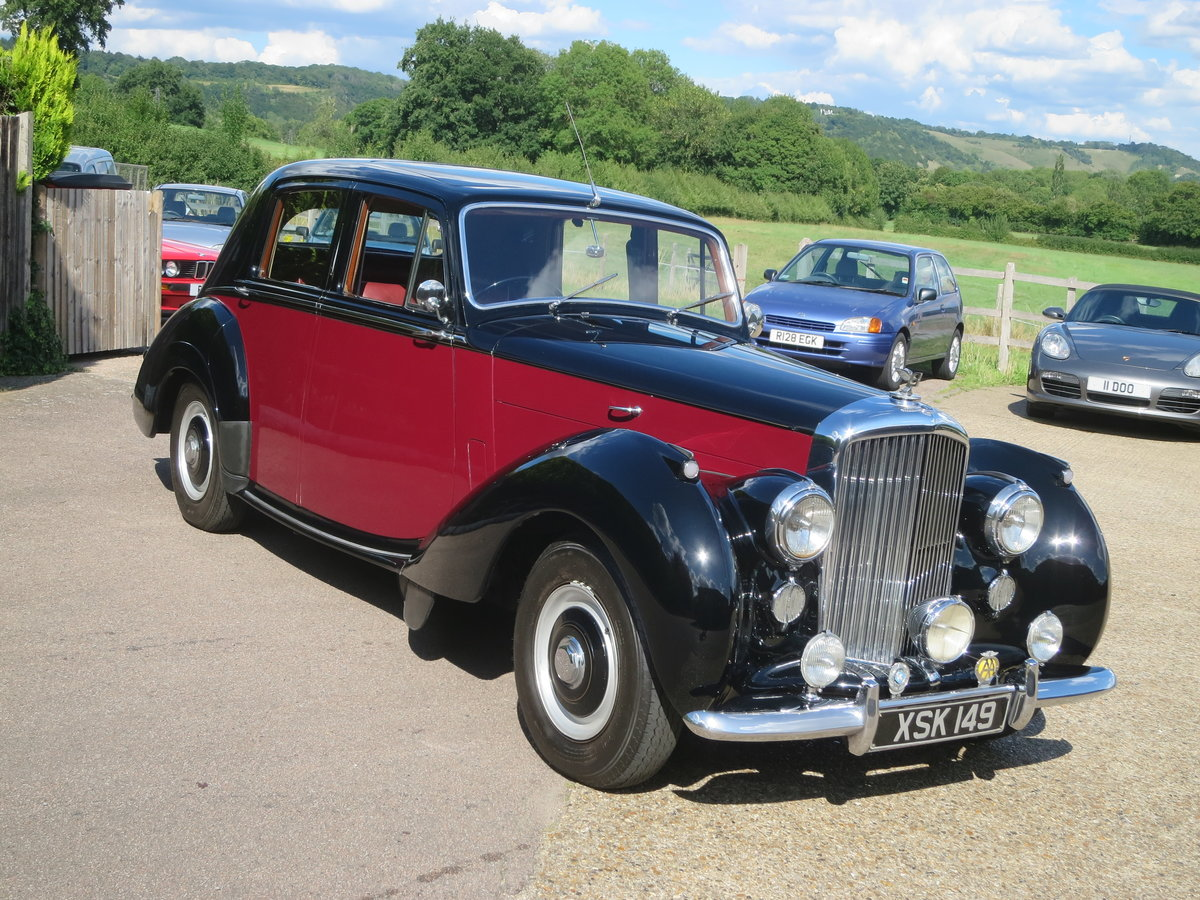 1955 Bentley R Type Sports Saloon  For Sale (picture 5 of 6)
