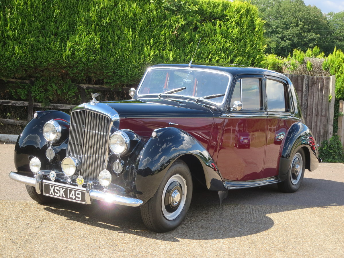 1955 Bentley R Type Sports Saloon  For Sale (picture 6 of 6)