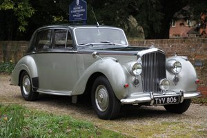 Bentley R type Sports Saloon
