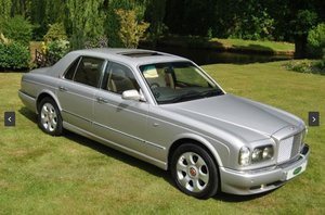 2001 Arnage Red Label 6.8 For Sale