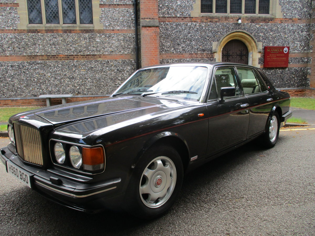 Bentley Turbo R 1991 92,000 miles OWNED AND LOVED  19 YEARS  For Sale (picture 1 of 17)