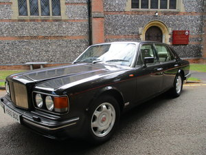 Bentley Turbo R 1991 92,000 miles OWNED AND LOVED  19 YEARS  For Sale