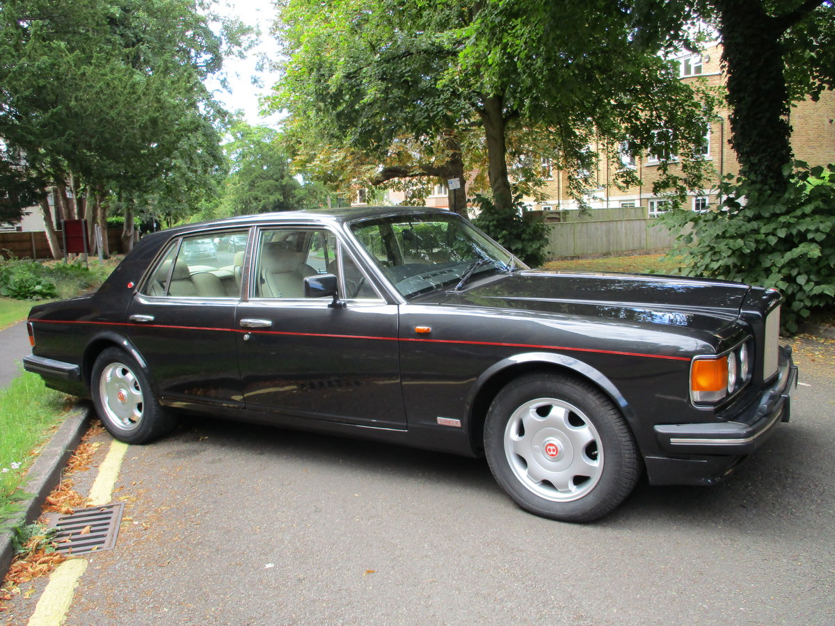 Bentley Turbo R 1991 92,000 miles OWNED AND LOVED  19 YEARS  For Sale (picture 12 of 17)
