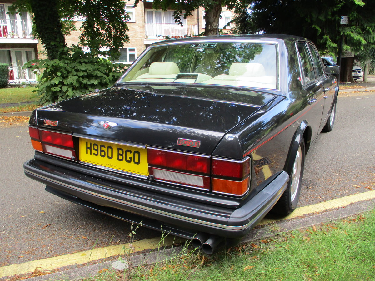 Bentley Turbo R 1991 92,000 miles OWNED AND LOVED  19 YEARS  For Sale (picture 15 of 17)