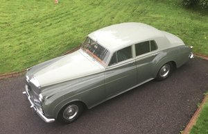 1962 Superb Bentley S2 Saloon