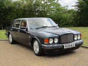 1998 Bentley Mulliner Brooklands R at ACA 22nd August  For Sale