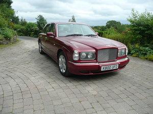 2002 Low mileage Bentley  £25250