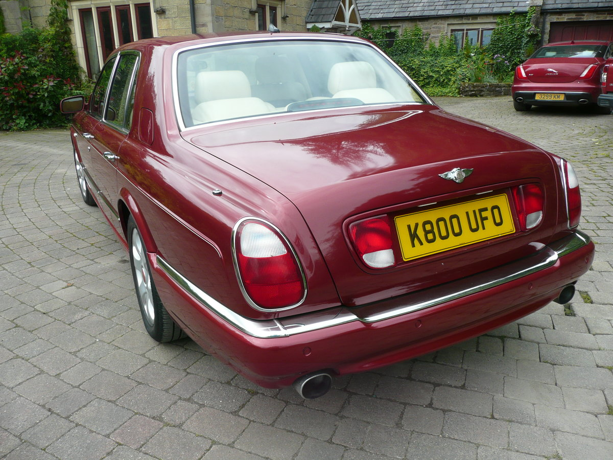 2002 Low mileage Bentley  £25250 For Sale (picture 2 of 6)
