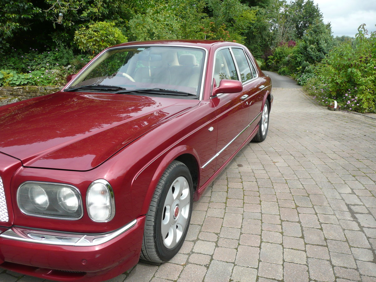 2002 Low mileage Bentley  £25250 For Sale (picture 4 of 6)