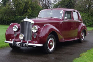 1955 Bentley R Type Automatic Saloon.