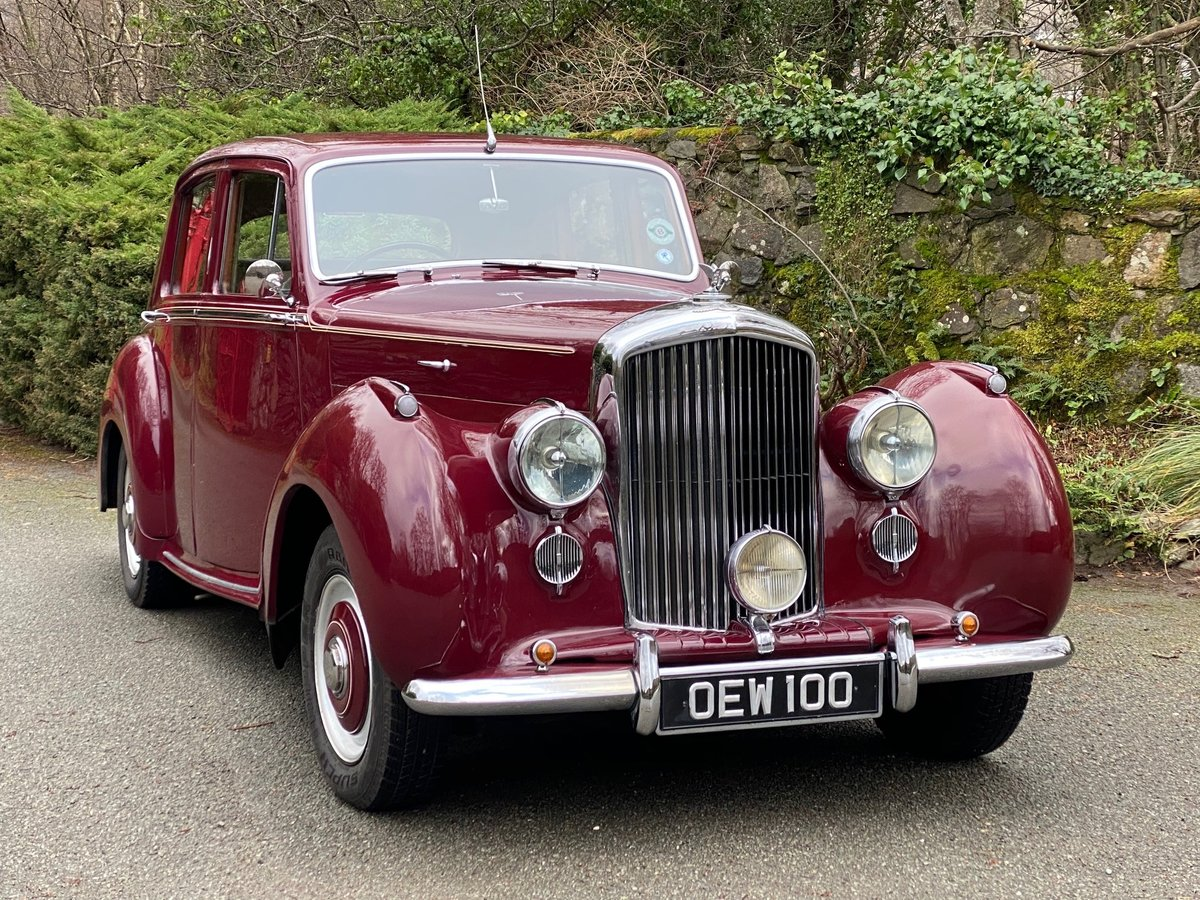 1955 Bentley R Type Automatic Saloon. B188ZY For Sale (picture 2 of 6)