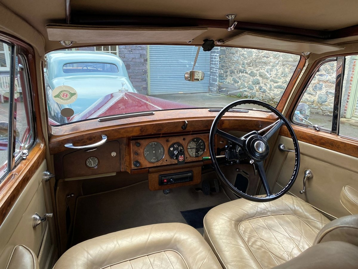 1955 Bentley R Type Automatic Saloon. B188ZY For Sale (picture 4 of 6)