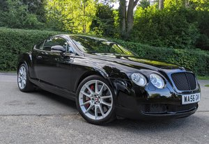 2006 Bentley Continental GT Mulliner Driving Spec