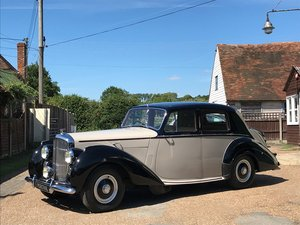 Bentley R type automatic, rebuilt gearbox, SOLD
