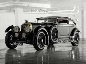 "1953 Bentley ""Blue Train"" Replica by Racing Green"