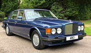BENTLEY TURBO RL Mk II           1 owner from new