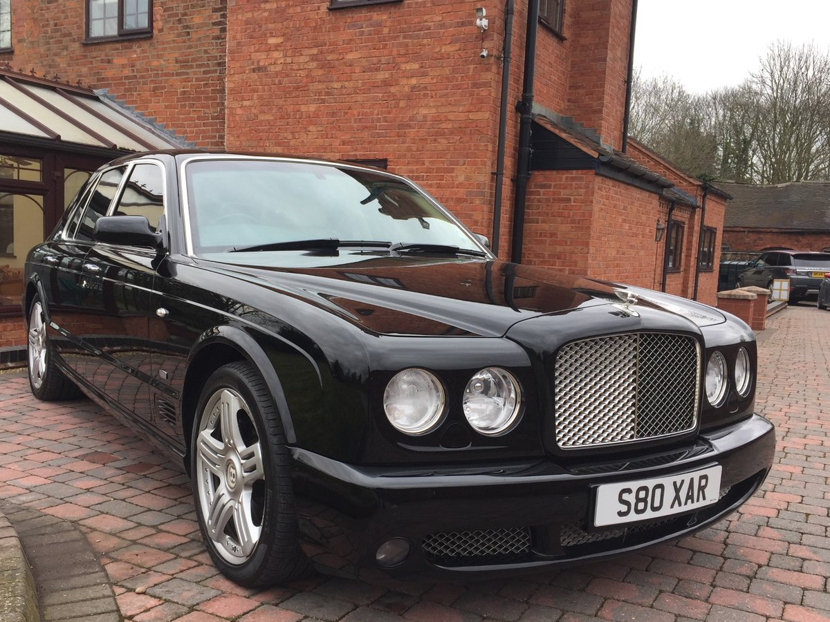 """2009 """"FINAL SERIES"""" Last of the Hand Built Bentley's For Sale (picture 1 of 6)"""