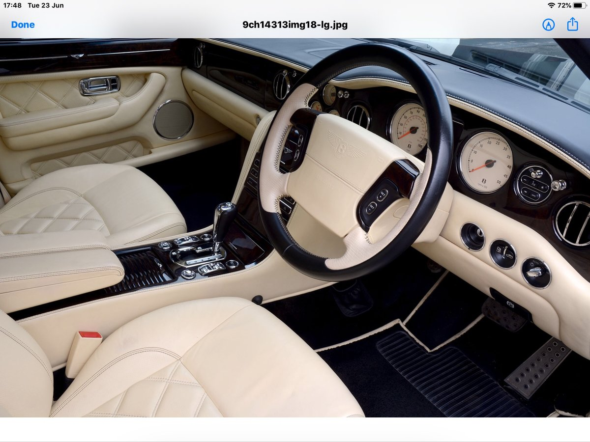 """2009 """"FINAL SERIES"""" Last of the Hand Built Bentley's For Sale (picture 2 of 6)"""