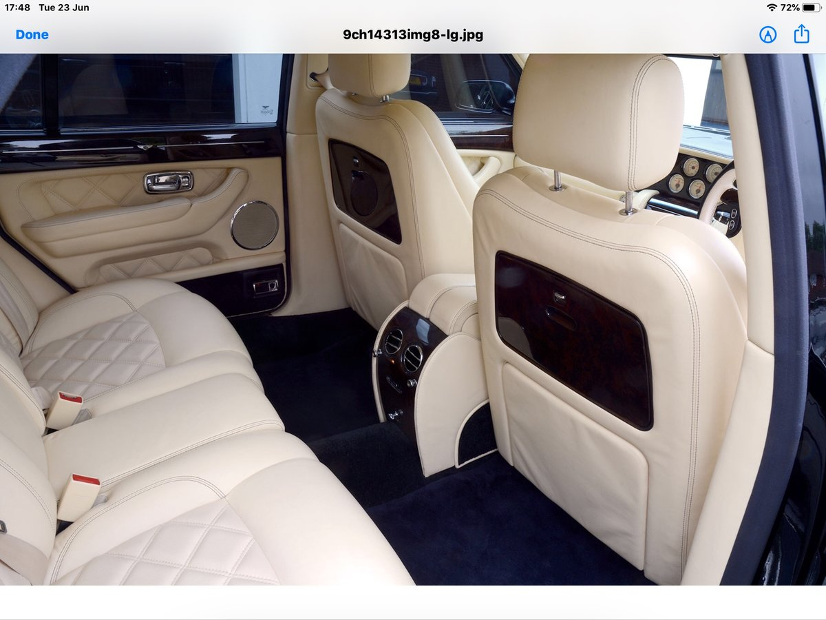 """2009 """"FINAL SERIES"""" Last of the Hand Built Bentley's For Sale (picture 6 of 6)"""