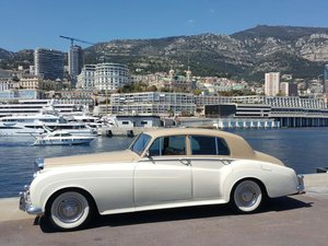 1961 Concourse Bentley S2 with incredible provenance in France  For Sale