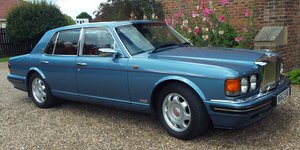 Bentley Turbo R 1996 Concours 42k High Rare Spec Flying B   For Sale