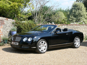 2007 Bentley Continental GTC Mulliner