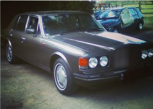 Picture of 1983 Bentley Mulsanne for restoration For Sale
