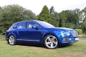 Picture of 2017 BENTLEY BENTAYGA V8 DIESEL MULLINER For Sale