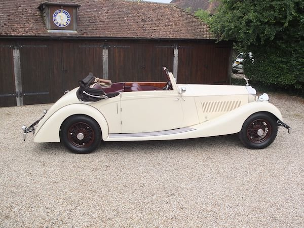 1925 Bentley 3 Litre  For Sale (picture 6 of 6)