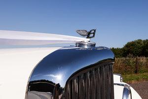 1951 Bentley Mark VI Sports Saloon, 4,500 cc engine