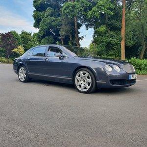 Bentley Contintental Flying Spur - Mulliner