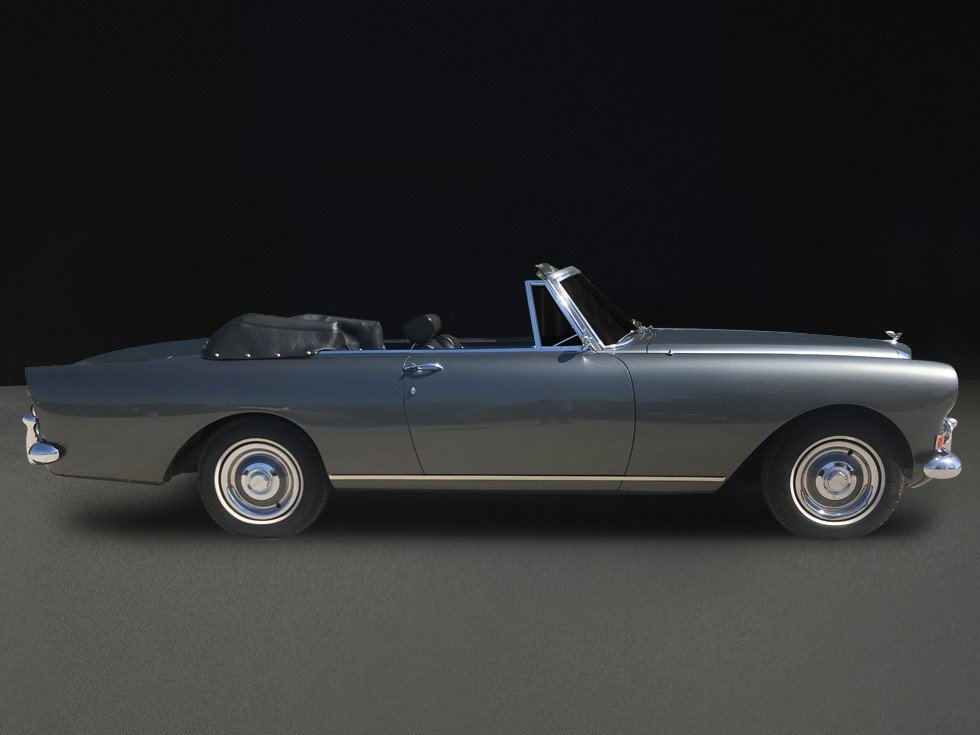 1962 Bentley S2 Continental Drophead Coupe by Park Ward For Sale (picture 1 of 1)