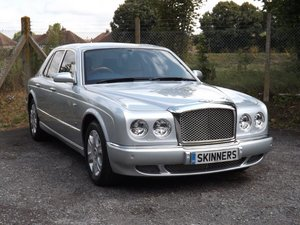 Bentley Arnage 6.75 V8 R