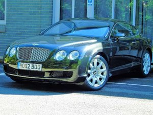 Bentley Continental 6.0 GT F/S/HISTORY LADY OWNER 6 YEARS