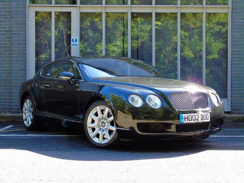 2004 Bentley Continental 6.0 GT F/S/HISTORY LADY OWNER 6 YEARS For Sale (picture 2 of 10)