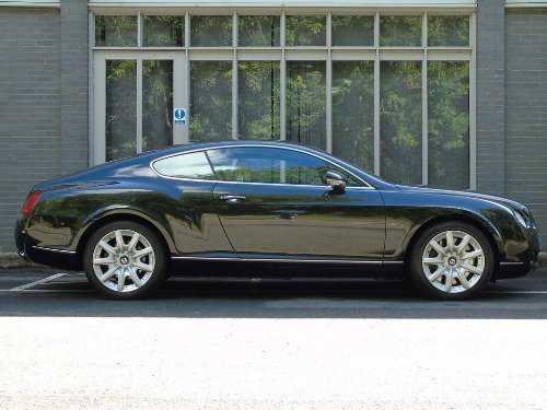 2004 Bentley Continental 6.0 GT F/S/HISTORY LADY OWNER 6 YEARS For Sale (picture 3 of 10)
