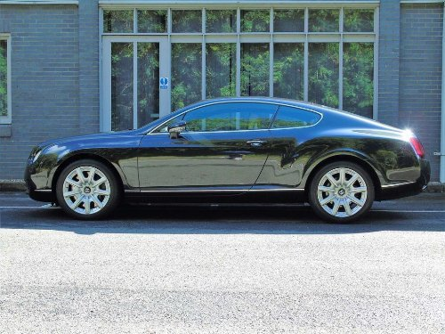 2004 Bentley Continental 6.0 GT F/S/HISTORY LADY OWNER 6 YEARS For Sale (picture 4 of 10)