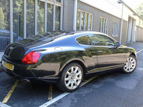 2004 Bentley Continental 6.0 GT F/S/HISTORY LADY OWNER 6 YEARS For Sale (picture 5 of 10)