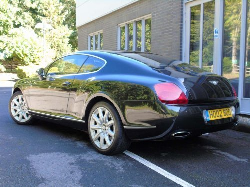 2004 Bentley Continental 6.0 GT F/S/HISTORY LADY OWNER 6 YEARS For Sale (picture 6 of 10)