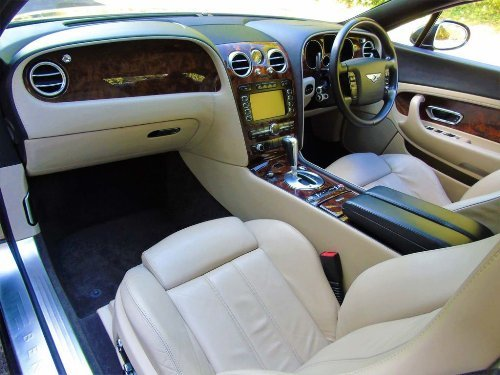 2004 Bentley Continental 6.0 GT F/S/HISTORY LADY OWNER 6 YEARS For Sale (picture 7 of 10)